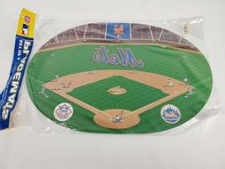 MLB NEW YORK METS SET OF 4 PLACE MATS FOR TABLE