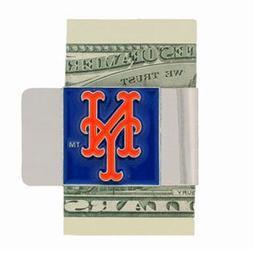 MLB New York Mets Steel Money Clip