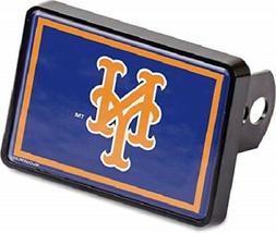 MLB New York Mets Trailer Hitch Cap Cover Universal Fit by W