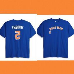 MLB New York Mets Wright #5 Men's Tee, 3X, Royal