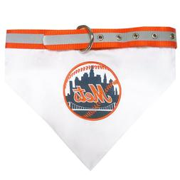 mlb official new york mets pet bandana