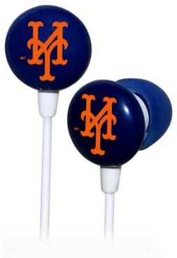 IHIP Blue/Orange MLF10169NYM MLB New York Mets Printed Ear B