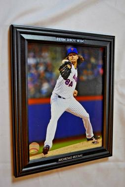 NEW New York Mets Jacob DeGrom Wall Photo Picture Frame MLB