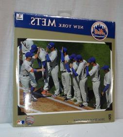 NEW Turner Licensing Sport 2014 New York Mets Team Wall Cale