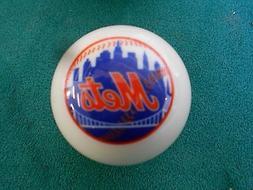 NEW! MLB New York Mets Collector White Pool / Billiard Cue B