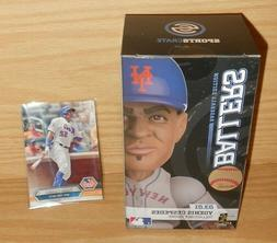 NEW Sports Crate NEW YORK METS Ballers  Yoeneis Cespedes Col