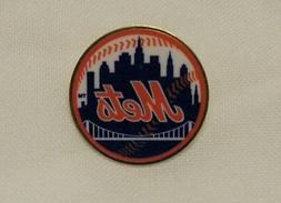 New The New York Mets NY Baseball Logo Pin NYC NY Sports