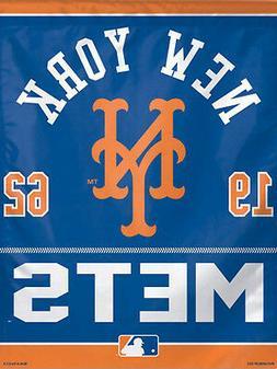 "New York Mets ""1962"" Official MLB Baseball Premium Poster WA"