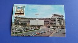 New York Mets 1964 Shea Stadium Vintage Postcard - World's F
