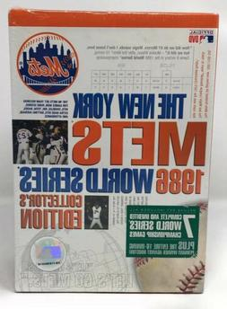 New York Mets 1986 Collectors Edition  SEALED NEW RARE