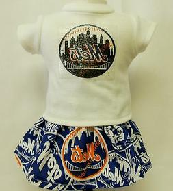 New York Mets  Outfit For 18 Inch Doll