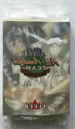 NEW YORK METS 2002 Fleer All-Amazin' Team 40th Anniversary 2