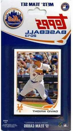 New York Mets 2016 Topps Factory Sealed Team Set Wright Harv