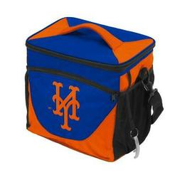 New York Mets 24 Can Cooler  MLB Ice Cookout BBQ Drink Lunch