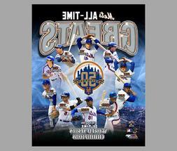 New York Mets ALL-TIME GREATS Premium Poster Print SEAVER, G
