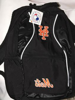 "New York Mets  Backpack ""Phenom"" Official MLB NEW with Tags"