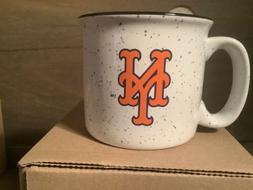 NEW YORK METS MLB™ Baseball Campfire Coffee Mug Cup NEW ME