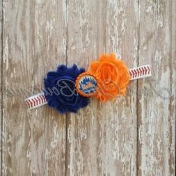 New York Mets baseball elastic infant, toddler,or adult size