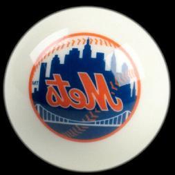 NEW YORK METS BASEBALL MLB TEAM BILLIARD GAME POOL TABLE REP