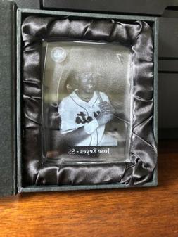 New York Mets Baseball Team Jose Reyes MLB Licensed Product