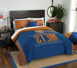 New York Mets Bedding Full/Queen  OFFICIAL MLB