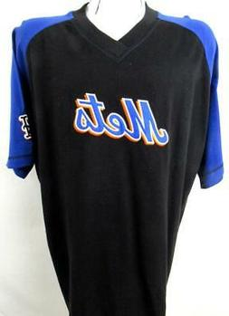 New York Mets Big Mens 4XL 5XL XLT 3XT or 5XT Embroidered Je