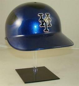 New York Mets Blue Fade Authentic Rawlings Baseball Catchers
