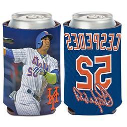 New York Mets Can Cooler 12 oz. Yoenis Cespedes Koozie