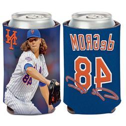 New York Mets Can Cooler 12 oz. Jacob deGrom Koozie