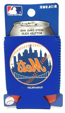 New York Mets Can Cooler Collapsible Bottle Holder MLB Baseb