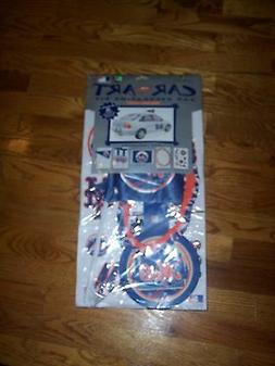 New York Mets Car Art  Flag  Bumper Decor Clings  Magnet  an