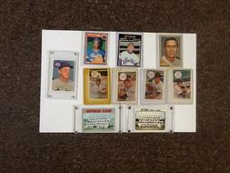 ***NEW YORK METS CARD LOT 1962-1985*****  Lot 10 cards