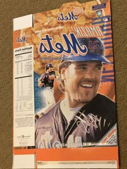 New York Mets Cereal boxes  Piazza