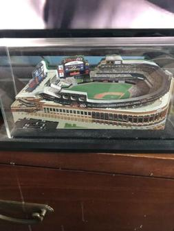 New York Mets Citi Field Diorama Table Top 3D Display With C