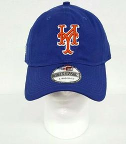 New York Mets Citi Field Genuine New Era Blue Adjustable Str