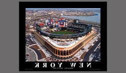 New York Mets CITI FIELD OPENING DAY  Premium Aerial View Po