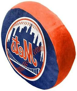 New York Mets Cloud to Go Style Pillow  MLB Travel Neck Bed