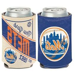 NEW YORK METS COOPERSTOWN COLLECTION NEOPRENE CAN COOZIE KOO