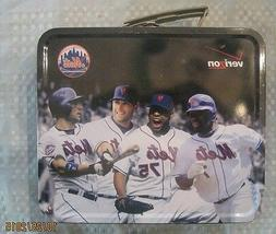 New York Mets David Wright Metal Lunchbox Verizon August 15,