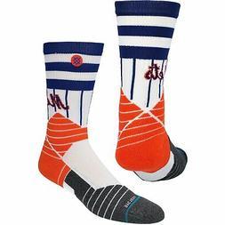 New York Mets Stance Diamond Pro FEEL360 Crew Socks