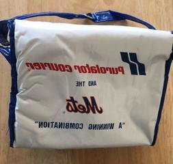 New York Mets Drink Cooler 6 Pack Lunch Bag Box MLB Insulate