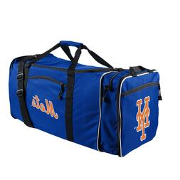 "New York Mets Duffel Bag ""Steal"" Official MLB"