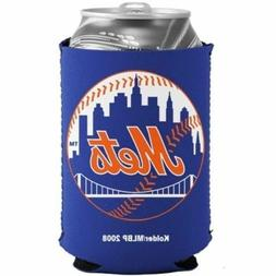 New York Mets Fan Pack - Can Coozie Koozie Holder, Keychain