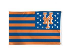 New York Mets flag New Banner Indoor Outdoor 3x5 feet USA st