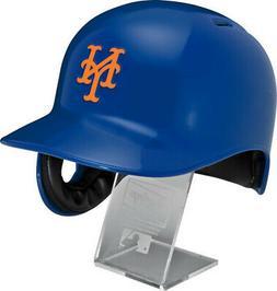 NEW YORK METS Full Size Rawlings Replica Batting Helmet w/ D