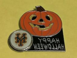 "NEW YORK METS HAPPY HALLOWEN WITH ""NY"" LOGO VINTAGE COLLECTO"