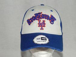 New York Mets Hat MEN'S OSFM Adjustable Slouch Vintage Baseb