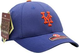 New York Mets Hat Pastime Replica Destructured Buckle Back