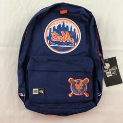 New York Mets New Era Heritage Patch Backpack