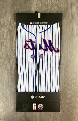New York Mets Stance Home Jersey Crew Socks Medium
